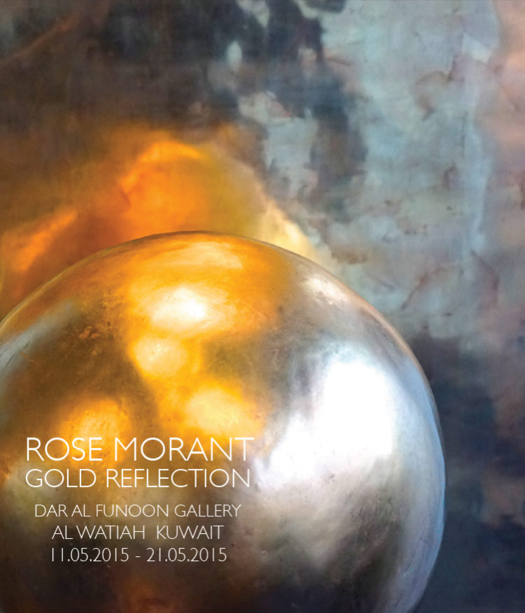 rosemorant_Gold-Reflection-exhibition-kuwait-invitation